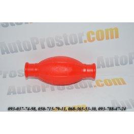 Груша подкачки топлива БЕЗ клапана полиуретан | ручная помпа полиуретановая