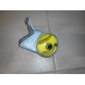 Подушка двигателя задняя (КПП) на Джили СК | Geely CK полиуретан поліуретан