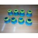 Комплект сайлентблоков передних рычагов ВАЗ | 2101 2107 полиуретановых полиуретана поліуретан
