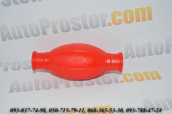 Груша подкачки топлива без клапана полиуретан
